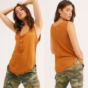 Free People We The Free Vacay Tank Top